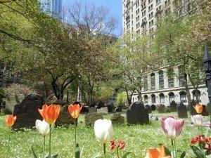 cimetière d'une église